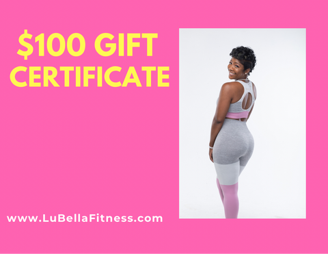 Image of LuBella Fitness Gift Card
