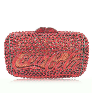 Coca Cola bling Purse