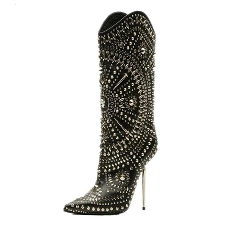 styles studs boots