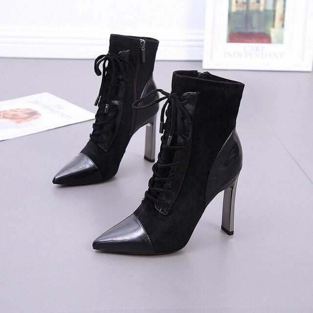 Rider ankle boots