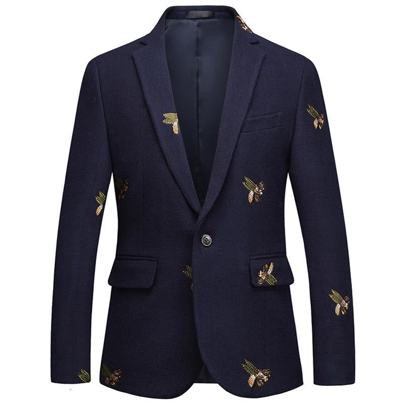 Men  bee blazer