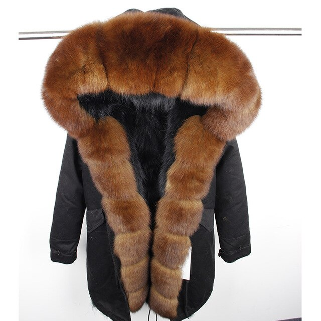Winter Ann fur coat