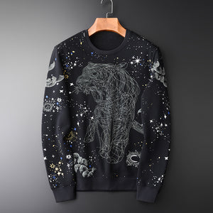Space sweatshirt