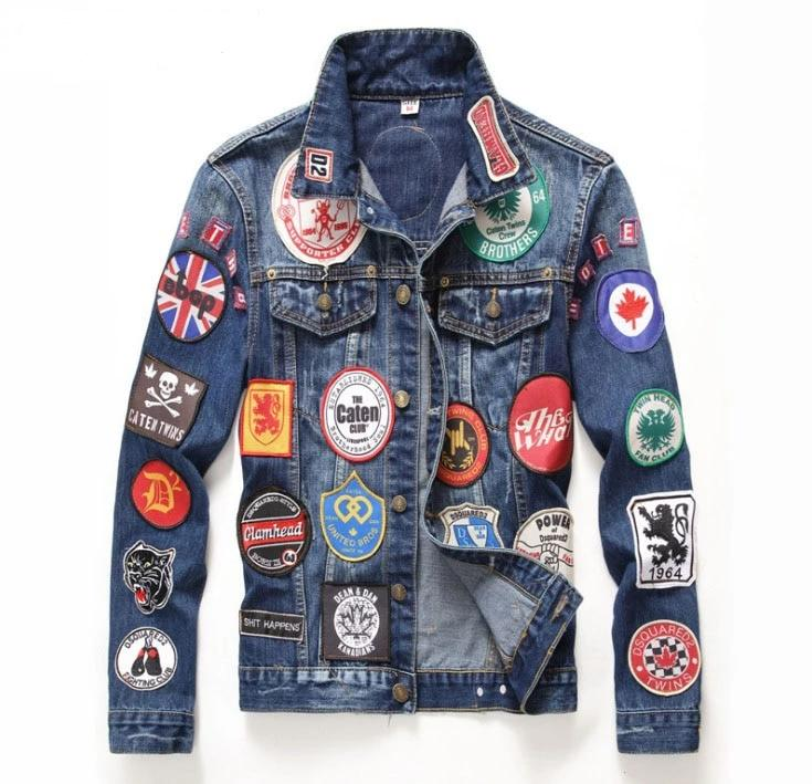 patch works jacket