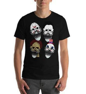 BeardedNightMare Short-Sleeve Unisex T-Shirt