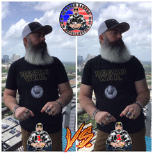 Load image into Gallery viewer, Rockin D Beard War TShirts - Rockin D Beard
