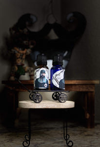 Mystery Beard Oil (1 ounce) - Rockin D Beard