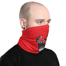 Load image into Gallery viewer, Red Rockin D Beard Neck Gaiter