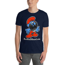 Load image into Gallery viewer, Rockin Smurf Short-Sleeve Unisex T-Shirt