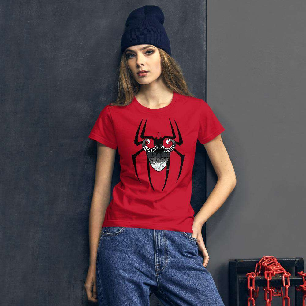 BeardedSpider Women's short sleeve t-shirt