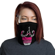 Load image into Gallery viewer, Pink Rockin D Beard Neck Gaiter