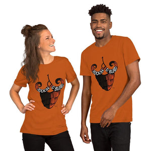 BeardedCleveland Short-Sleeve Unisex T-Shirt