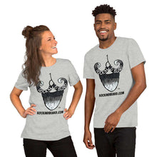 Load image into Gallery viewer, Rockin d Beard Short-Sleeve Unisex T-Shirt