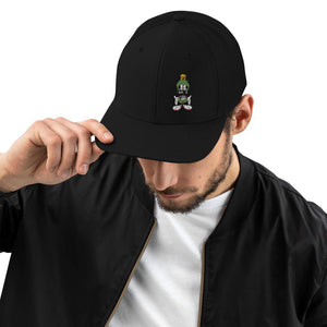 Martian Richardson Trucker Cap - Rockin D Beard