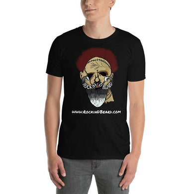 Leather Beard Short-Sleeve Unisex T-Shirt