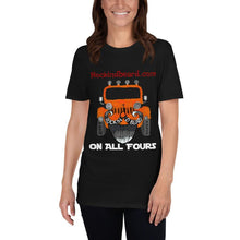 Load image into Gallery viewer, Rockin Jeep Short-Sleeve Unisex T-Shirt - Rockin D Beard