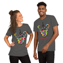 Load image into Gallery viewer, Rockin D Supports Autism Short-Sleeve Unisex T-Shirt
