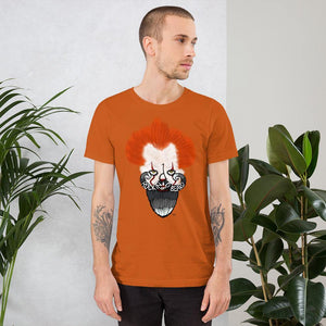PennyBeard Short-Sleeve Unisex T-Shirt