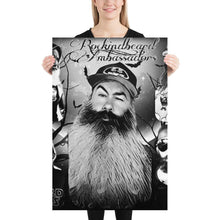Load image into Gallery viewer, Ambassador Poster - Rockin D Beard