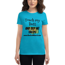 Load image into Gallery viewer, ButtTacos Women's short sleeve t-shirt