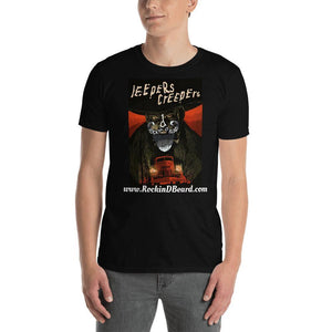 Jeepers Beard Short-Sleeve Unisex T-Shirt