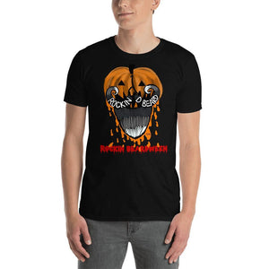 Bearded Pumpkin Short-Sleeve Unisex T-Shirt