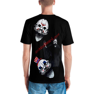 BeardedAllStarMonsters Men's T-shirt