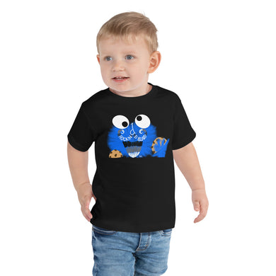 Cookie Toddler Short Sleeve Tee
