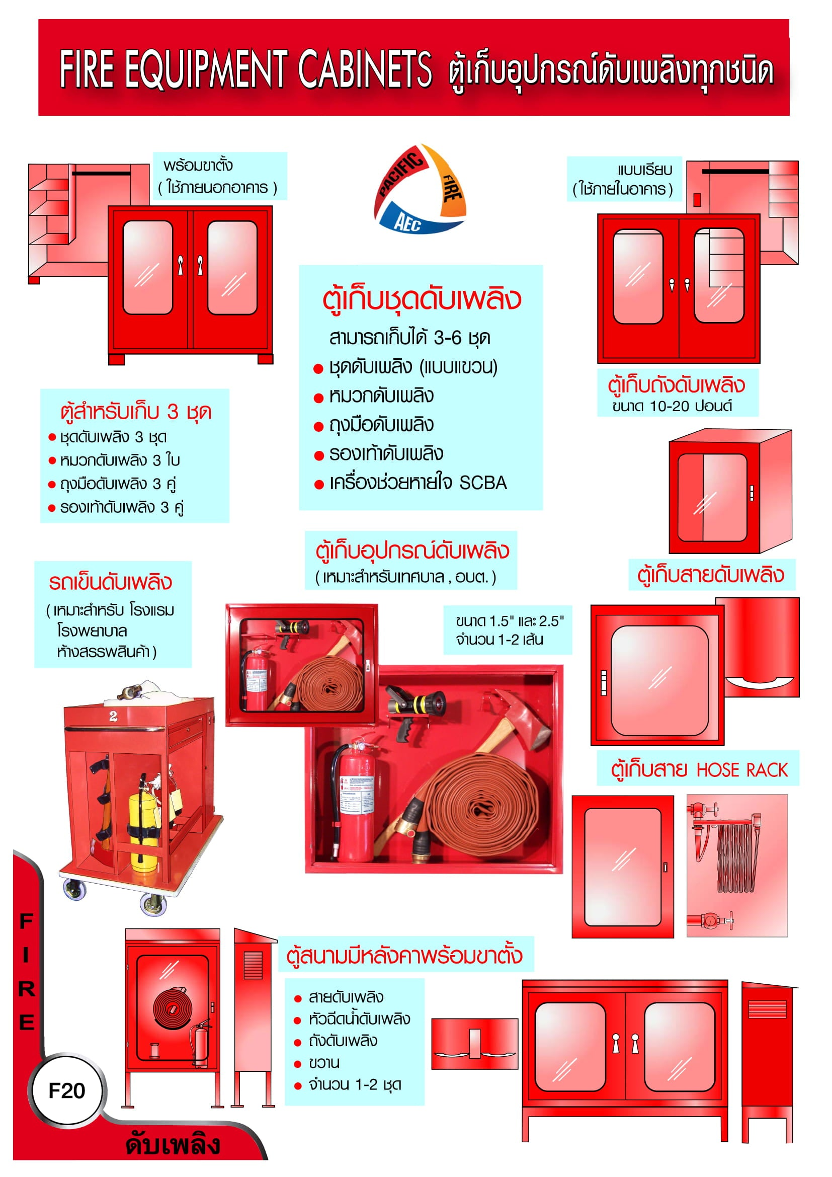 Hose Cabinet TH promotion