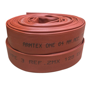 "ARMTEX 2.5"" x 19M - RED"