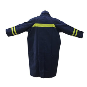 "TRAINING FIRE 48"" COAT - NAVY BLUE"