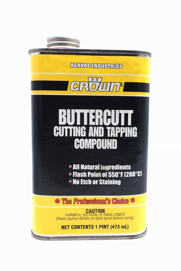 BUTTERCUT CUTTING AND TAPPING COMPOUND - 1 PINT