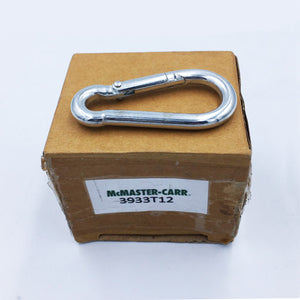 "CARABINER 200 LBS. 1/4 "" (NOT FOR LIFTING)"