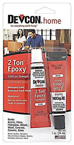 2-TON EPOXY GLUE-CLEAR
