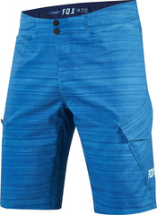 RANGER CARGO PRINT SHORT - Heather bleu