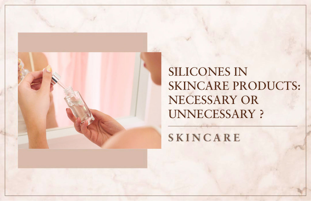Silicone Skin Care: Is It Necessary or Unnecessary?