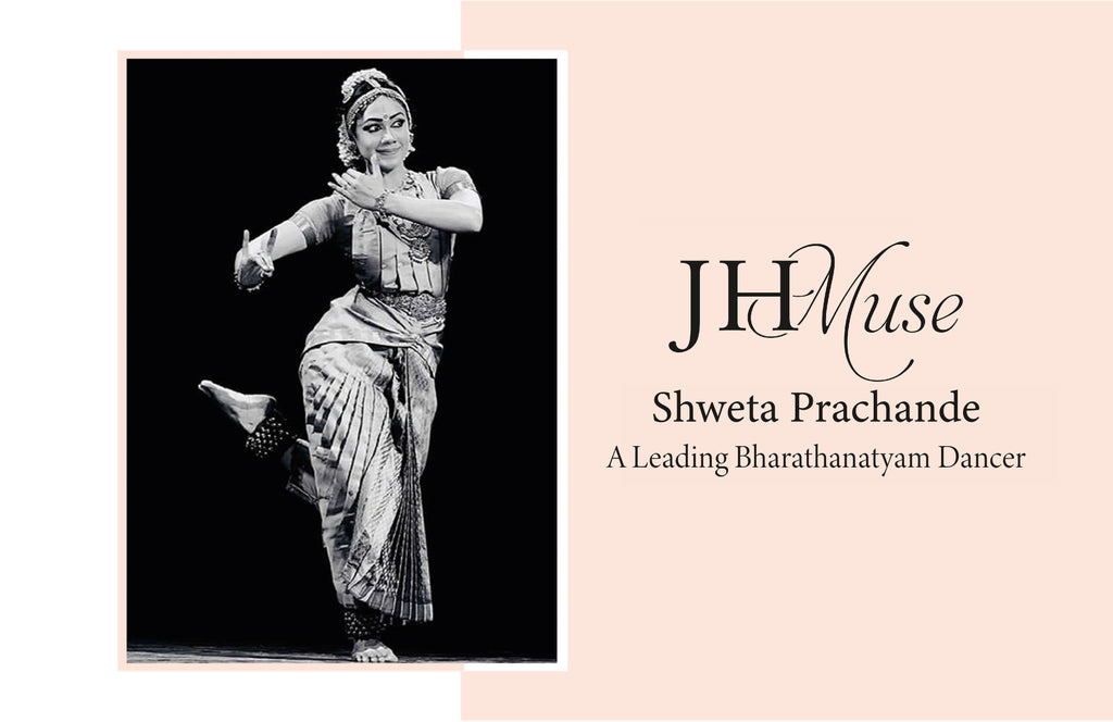 BEAUTY DIARY OF SHWETA PRACHANDE, A LEADING BHARATNATYAM DANCER