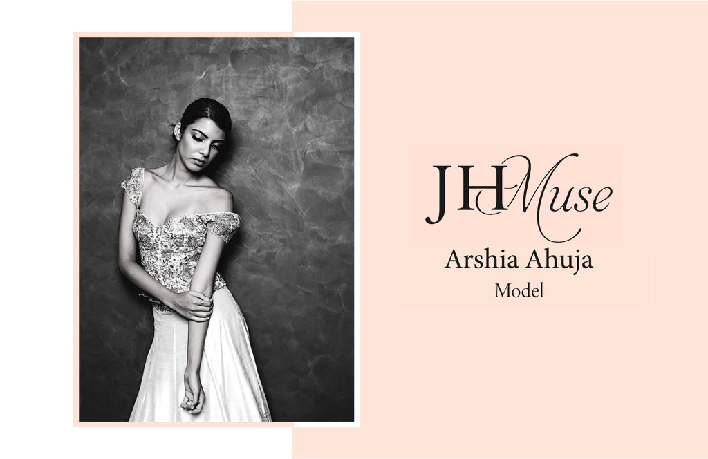 THE BEAUTY SECRETS OF MODEL ARSHIA AHUJA