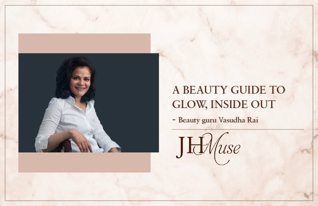 A beauty guide to glow, inside out