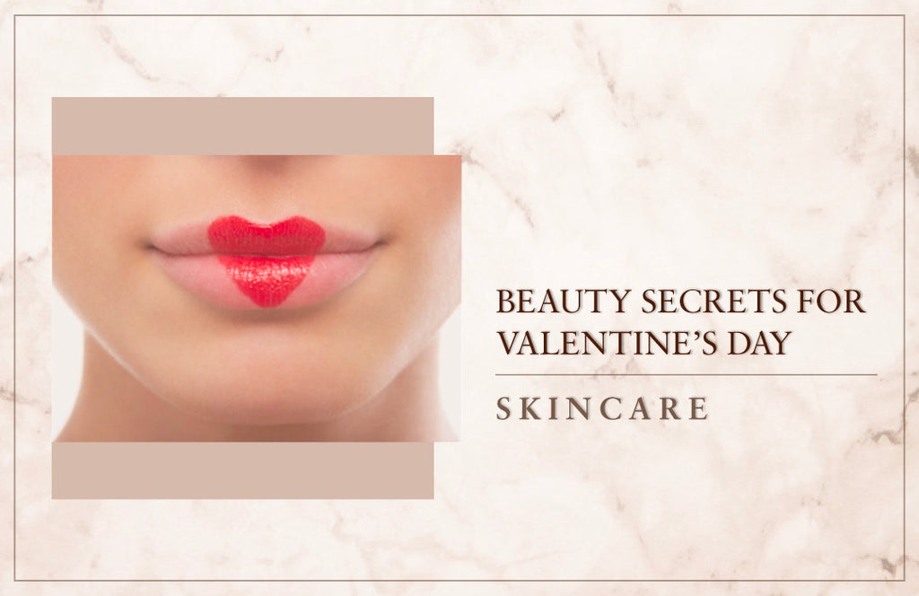 Beauty Secrets For Valentine's Day (2021)