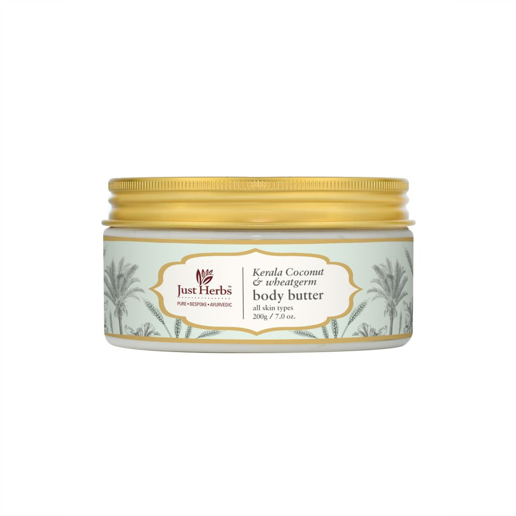 Kerala Coconut & Wheatgerm Body Butter