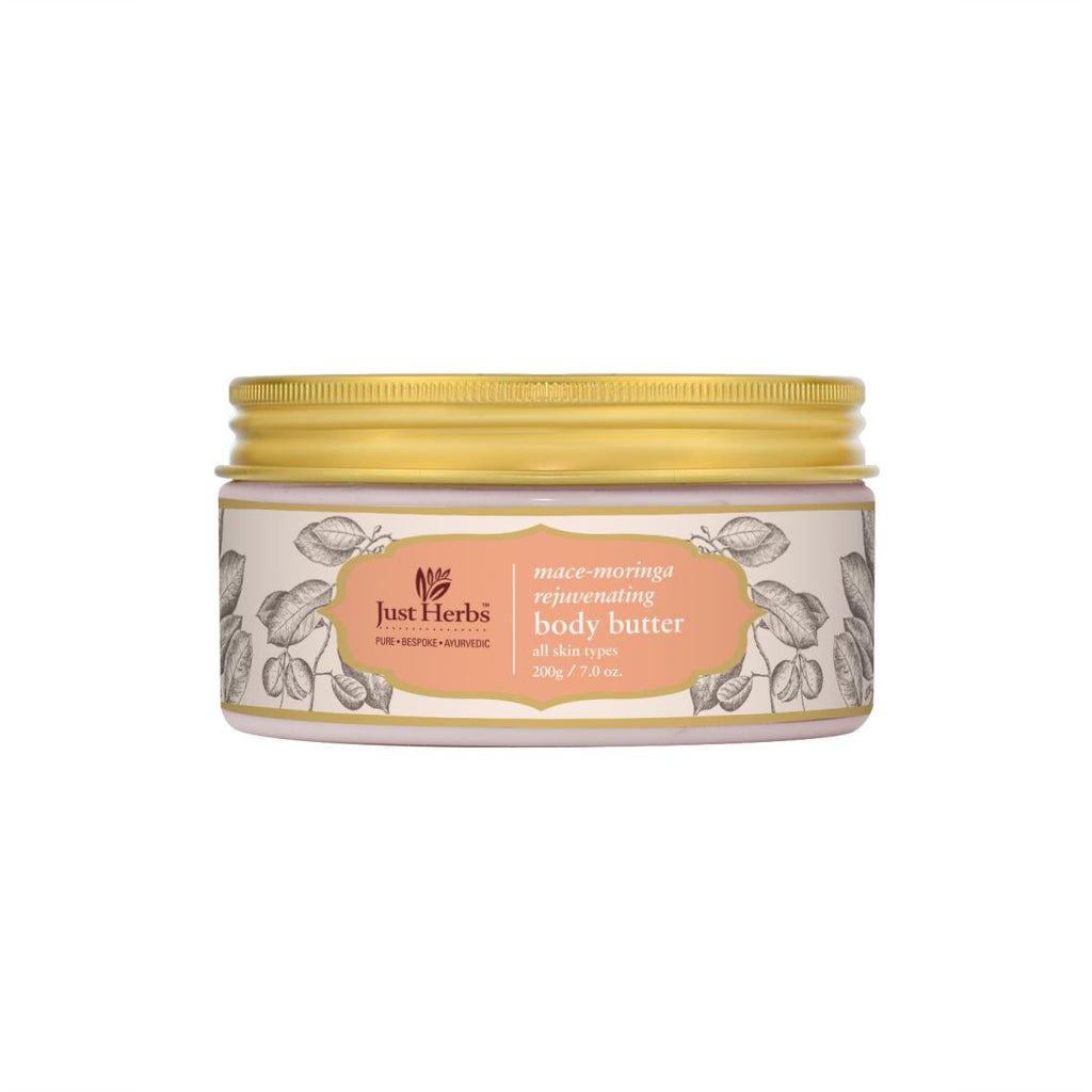 Mace-Moringa Rejuvenating Body Butter
