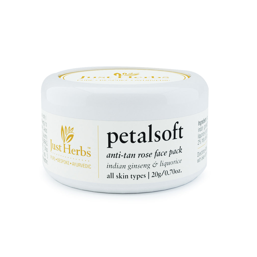 Sample Product - Petalsoft Anti-tan Rose Face Pack