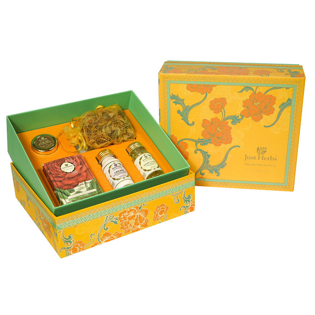 Just Herbs Festive Gift Set