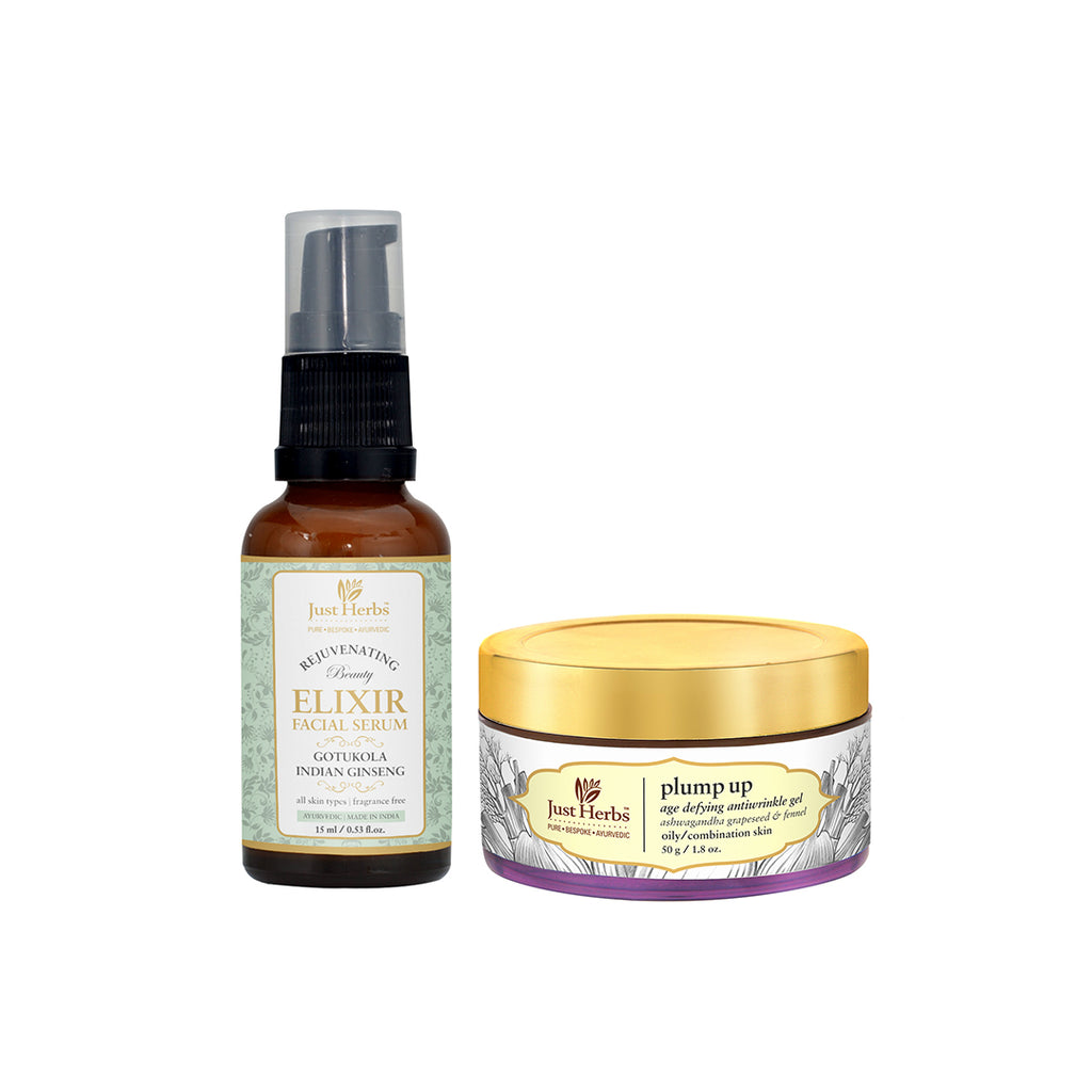 Mature Skin Essentials - Oily/Combination Skin (Value ₹2220)