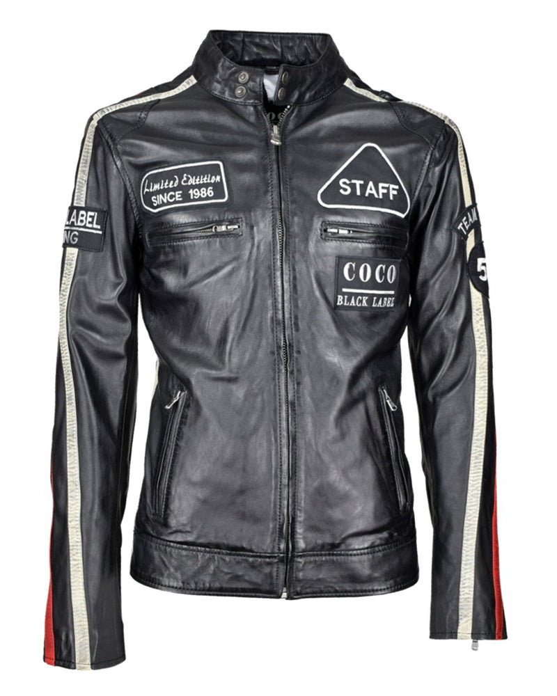 Herren Bikerjacke CBL Racing Boy