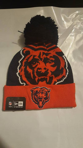 CHICAGO BEARS WINTER  KNIT HATS