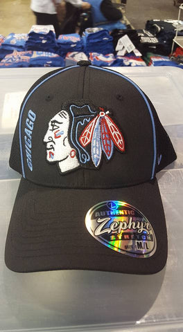 CHICAGO BLACKHAWKS CHICAGO ZEPHYR FITTED