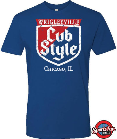 Cubs Style DISCHARGE