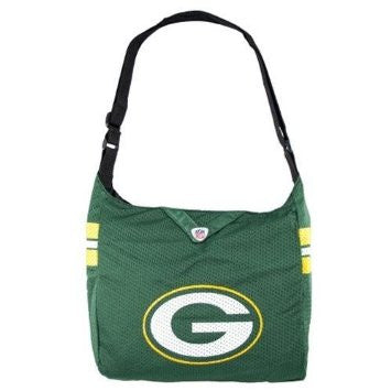 Green Bay Packers jersey purse big
